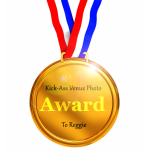Kick Ass Award