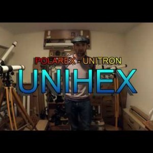 What did I find Again for my telescope. Polarex Unitron - YouTube