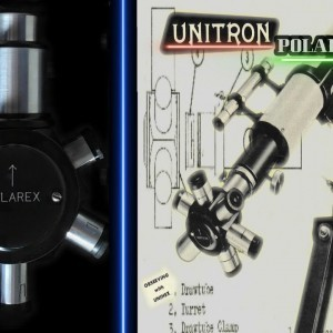 Rotarion.Wheel SUPER.UNIHEX TELESCOPE 60mm Polarex  40mm 12.5mm 7mm 5mm 4mm - YouTube