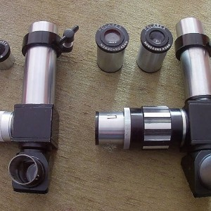 Duetron Double eyepiece holder (( Model A )) and (( Model B )) - YouTube