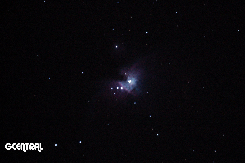 ORION NEBULA  (M42) 1-17-16